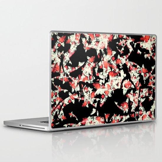 Very Fishy Laptop & iPad Skin