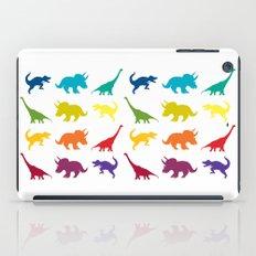Dino Parade iPad Case