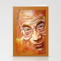 Dalai Lama Stationery Cards