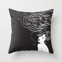 SPRINGE Throw Pillow