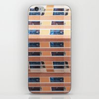Building To Building: Ch… iPhone & iPod Skin