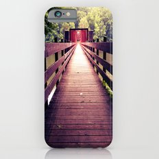 Let's Take the Long Road iPhone 6 Slim Case