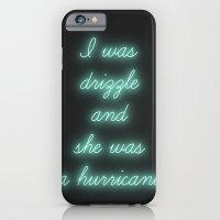 iPhone & iPod Case featuring Hurricane by Sarah Turbin