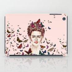 Frida Kahlo Flowers Butt… iPad Case
