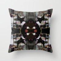 Mandala Series #15 Throw Pillow