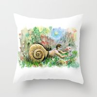 Human condition Throw Pillow