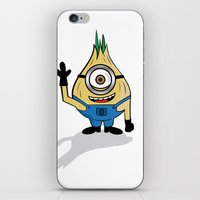 Monion iPhone & iPod Skin
