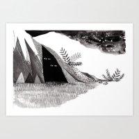 Hiders Art Print