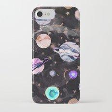 Marble Galaxy Slim Case iPhone 7