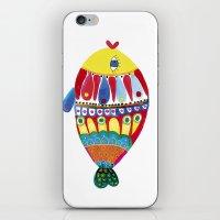 Fish3 iPhone & iPod Skin