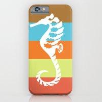 Sea Side Story: Seahorse… iPhone 6 Slim Case
