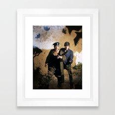 Maria Morevna Framed Art Print