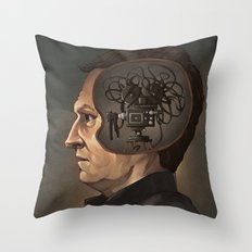 Technical Difficulties Throw Pillow
