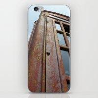 MAKE THE CALL iPhone & iPod Skin