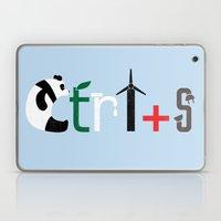 Ctrl + S Laptop & iPad Skin