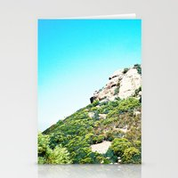 Sandstone Peak 1 Stationery Cards