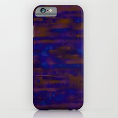 Lines ~ Abstract  Rust iPhone 6 Slim Case
