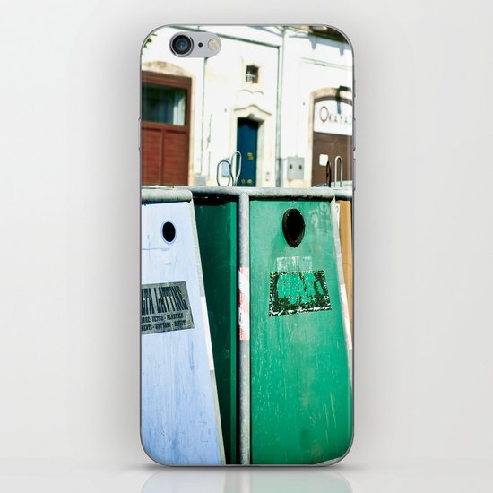 Italy 1 iPhone & iPod Skin
