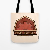 Future Industries Tote Bag