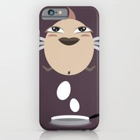 iPhone & iPod Case featuring Hmm... by plearn
