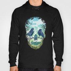 Nature's Skull (Green) Hoody