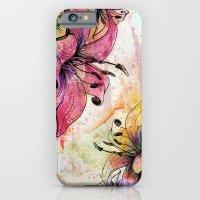 Flowerz iPhone 6 Slim Case