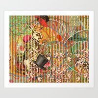 Being For The Benefit Of… Art Print