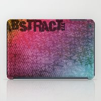 Abstract373 iPad Case
