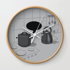 What did you call me?! Wall Clock