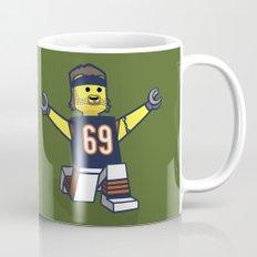 Bears Bricked: Jared Allen Mug