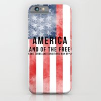 America: Land of the Free*  iPhone 6 Slim Case