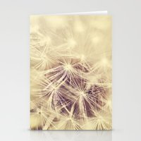 Dandelion Glow Stationery Cards