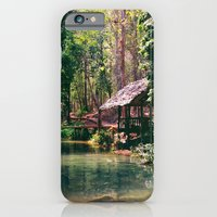 iPhone & iPod Case featuring Poisson Palace by Pan Kelvin