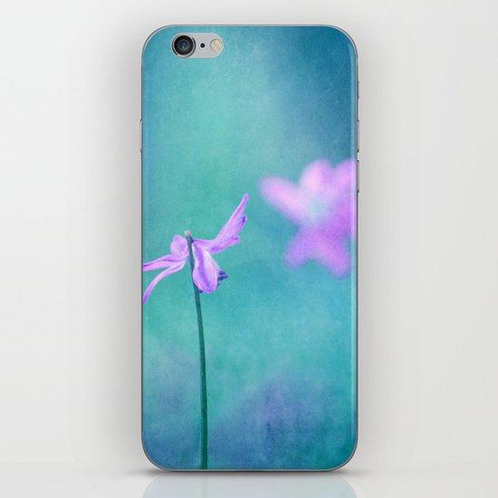 prato iPhone & iPod Skin
