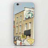 Camden Street - London Photography iPhone & iPod Skin