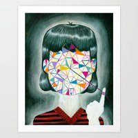 Beautiful Dreamer Love Art Print