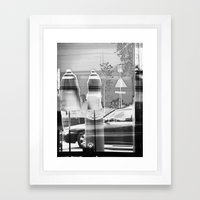 Waiting 23 Framed Art Print
