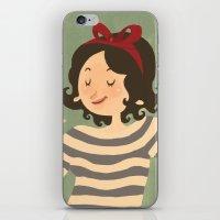 Stripes #1 iPhone & iPod Skin