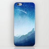 A Brilliant Star iPhone & iPod Skin