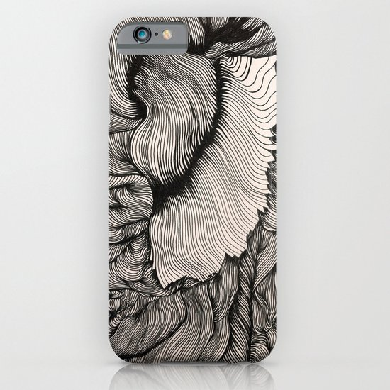 Drawing Weird Stuff iPhone & iPod Case
