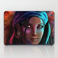 Pirate Queen iPad Case