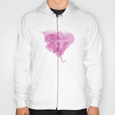 Love can be messy Hoody