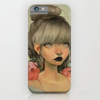 iPhone & iPod Case featuring ambrosial by loish