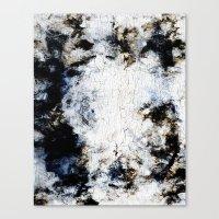 Decay Texture Canvas Print