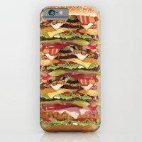 Hamburger Tower iPhone 6 Slim Case