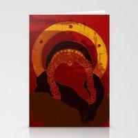 Xena : Warrior Princess Stationery Cards