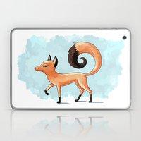 Proud Fox Laptop & iPad Skin