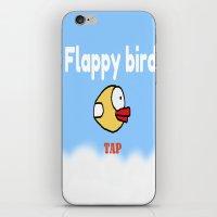 Flappy Bird iPhone & iPod Skin