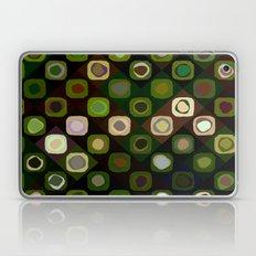 Blobs Of Earthtone Laptop & iPad Skin