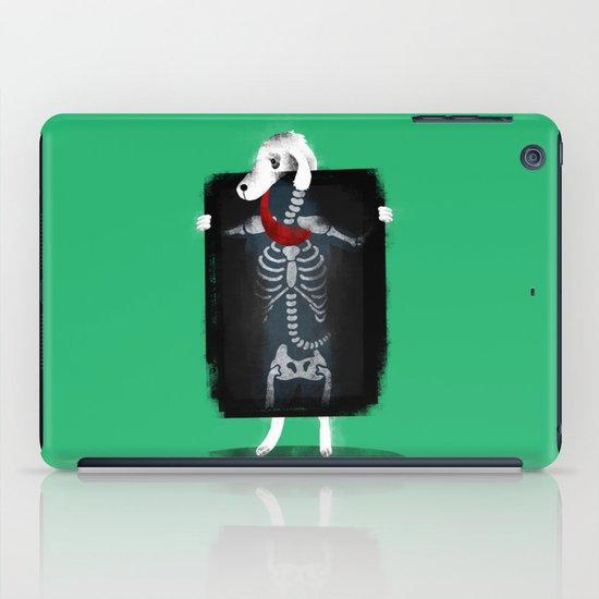 i love my bones iPad Case